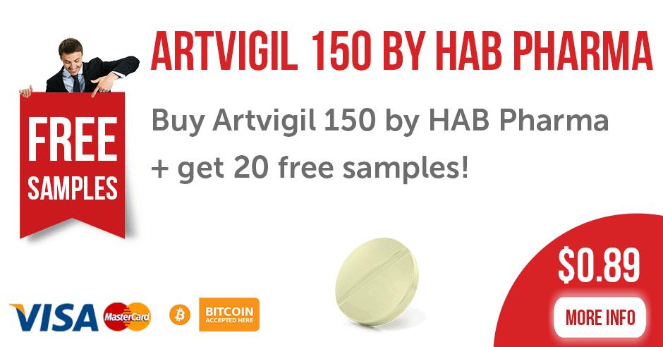 Buy Artvigil 150 mg Online for the Best Price