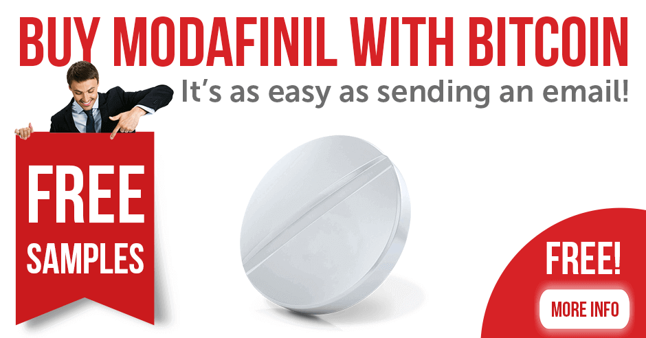 How to Buy Modafinil with Bitcoin | Online Pharmacy