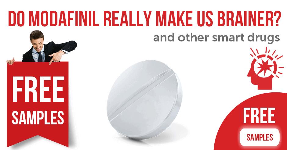 Do Modafinil Like 'Smart Drugs' Really Make Us Brainier?