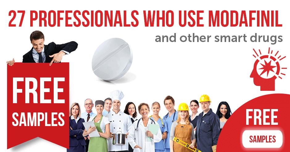 Professionals Who Use Modafinil