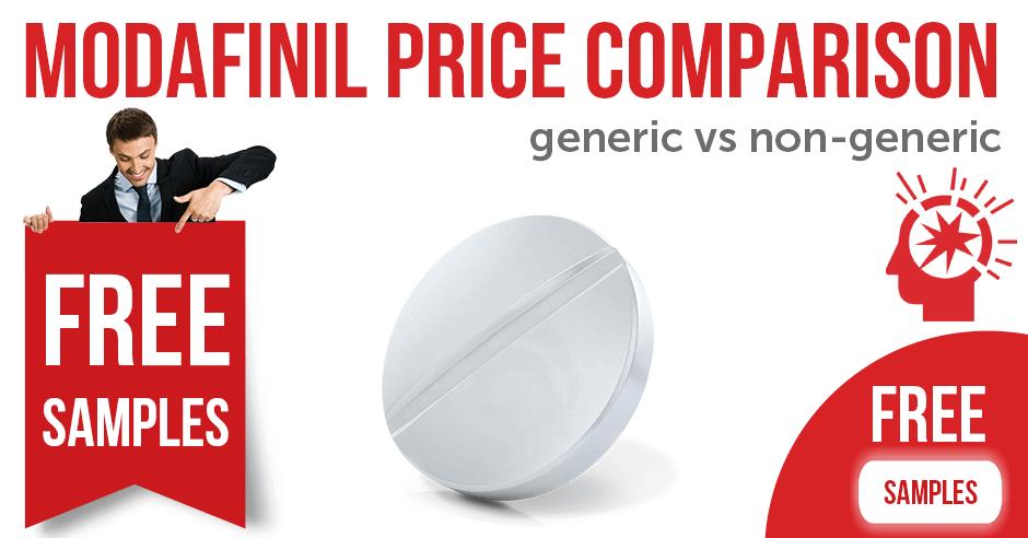 Modafinil Price Comparison - Generic vs Name-Brand