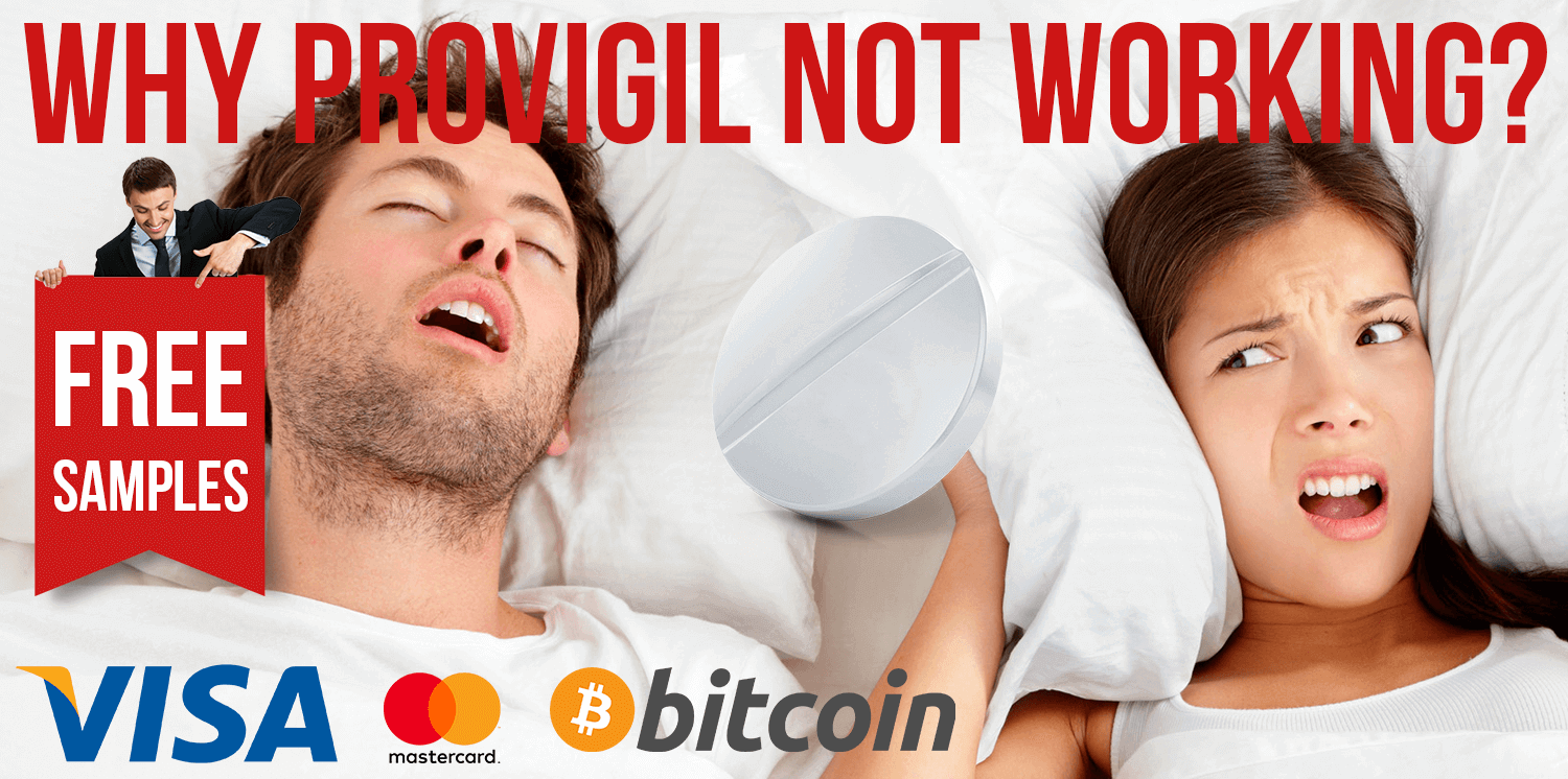 Why Is Provigil Not Working - Common Reasons