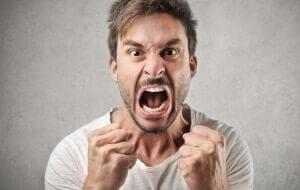 Аggressive behavior