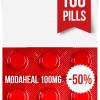 Modaheal 100 mg x 100 Tablets