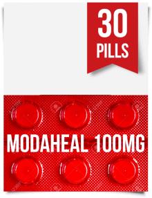 Modaheal 100 mg x 30 Tablets