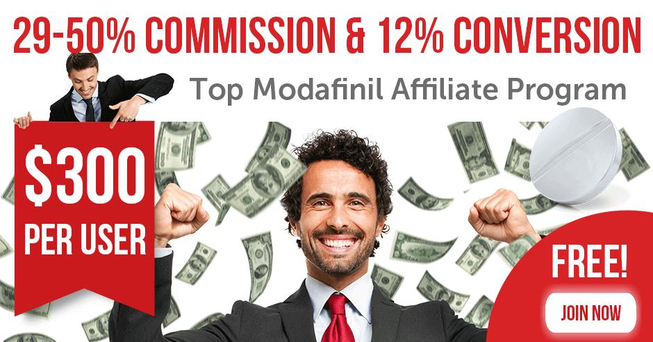Attention Modafinil Affiliates! Join the Top Modafinil Affiliate Program