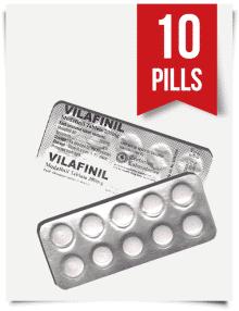 Vilafinil 200mg x 10 Modafinil Tablets by Centurion