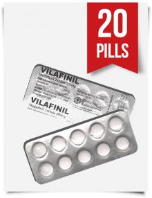 Vilafinil 200mg x 20 Modafinil Tablets by Centurion
