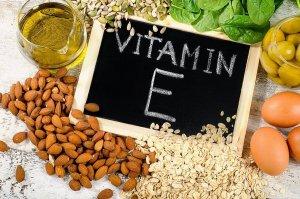Foods high in vitamin E