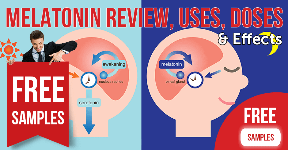 Melatonin review uses doses and effects