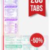 Modalert Waklert by Sun Pharma Premium Combo Pack