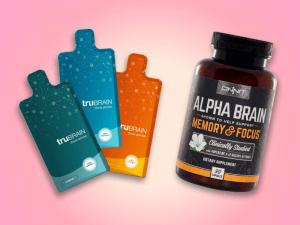 TruBrain and Alpha Brain