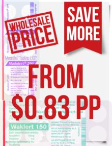 Waklert Modalert Best Price $0.83
