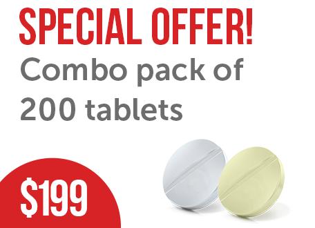 Modafinil Special Offer Combo Pack 199