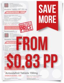 Modavinil Armodavinil Best Price $0.83