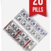 Buy Sublingual Modafil MD 200 mg 20 Pills