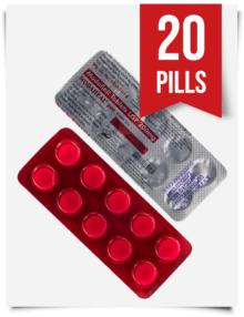 Modaheal 200 mg x 20 Tablets